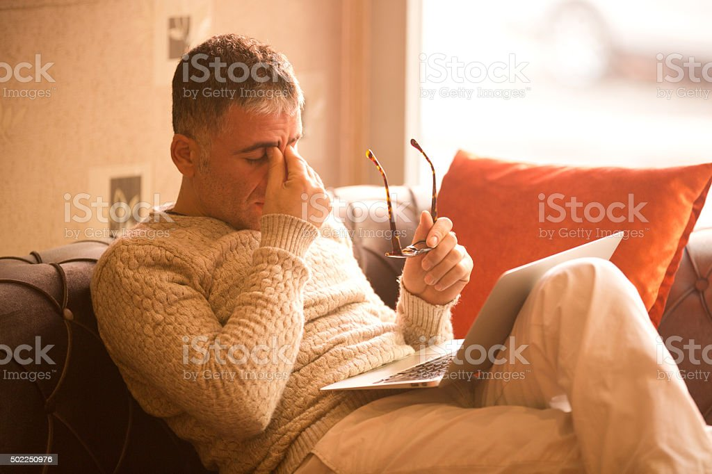 We have to meet the deadline stock photo