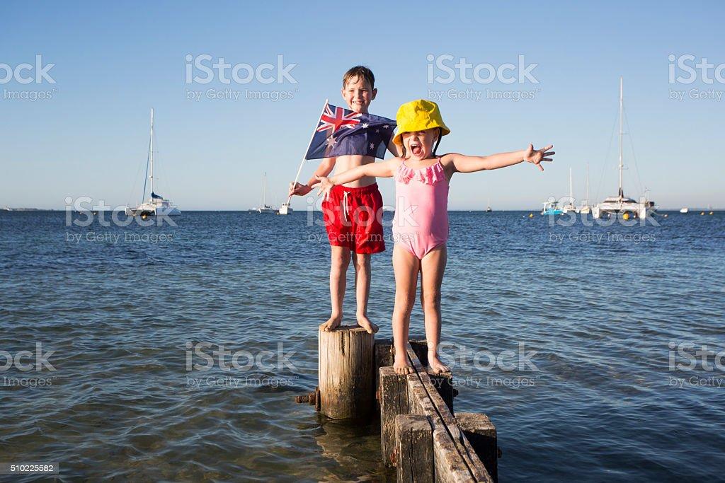 We Like Australia stock photo