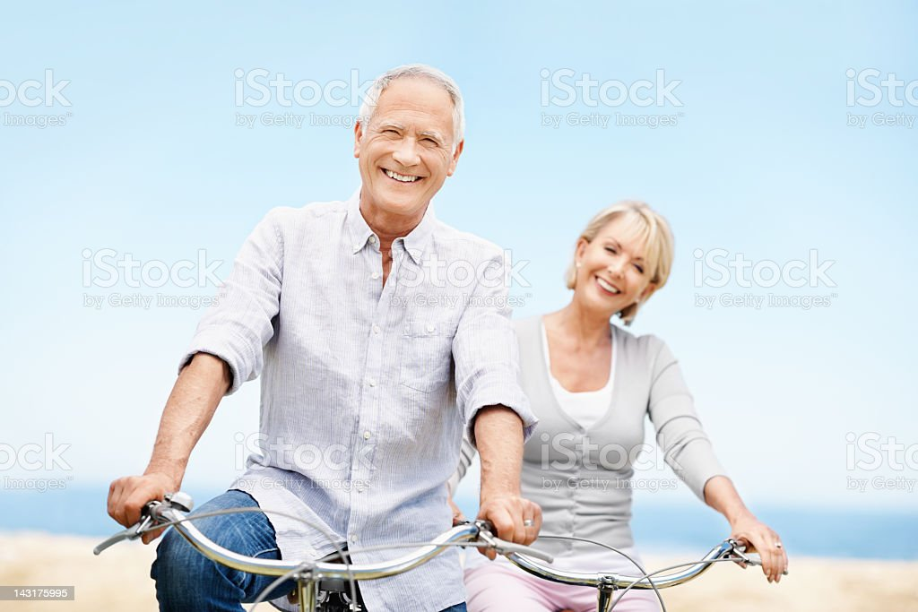 We love our leisure time together royalty-free stock photo