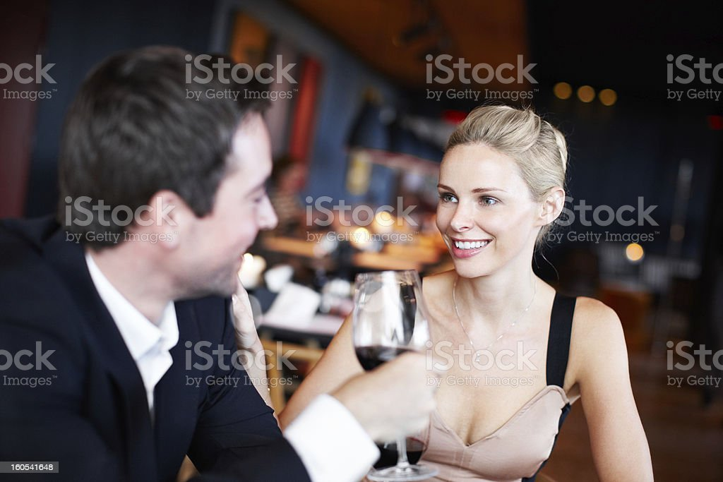 We love spending time together royalty-free stock photo