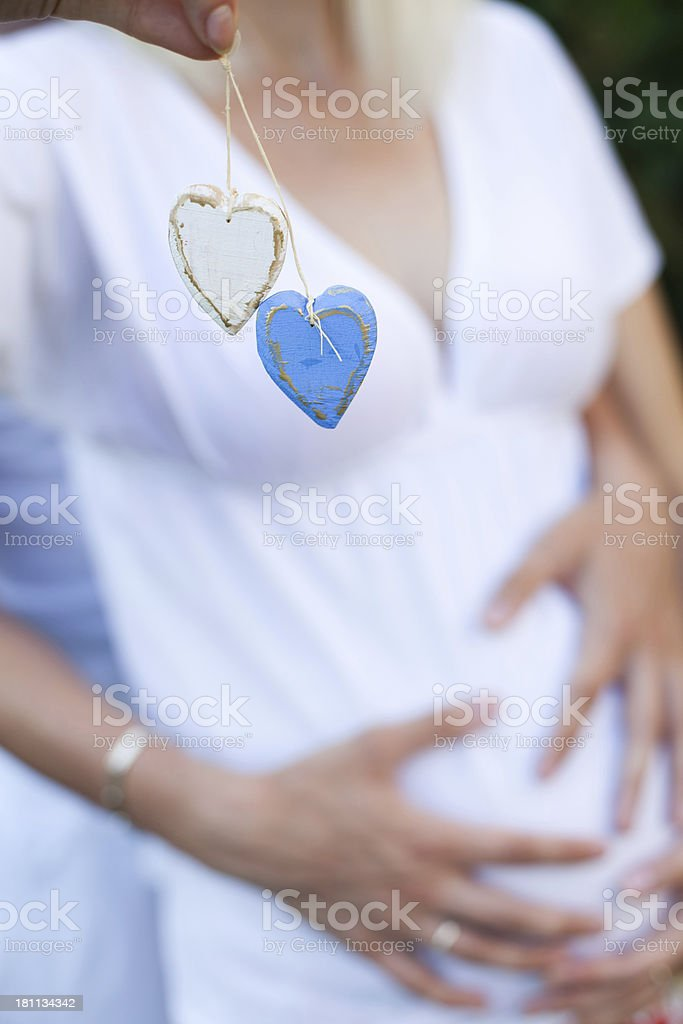 We Love You, Baby royalty-free stock photo