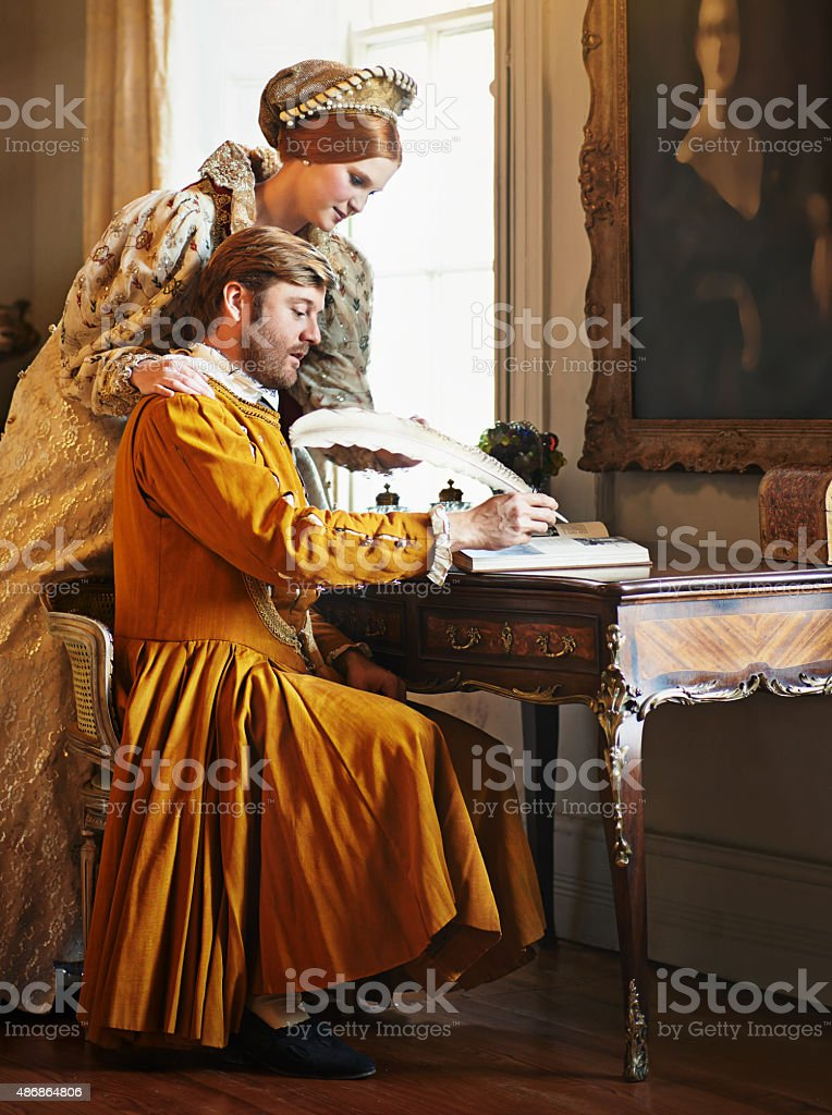 We must dispatch this letter quickly stock photo