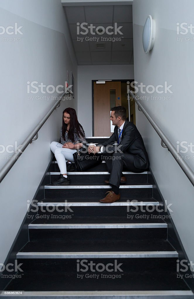 We need to put a stop to this stock photo