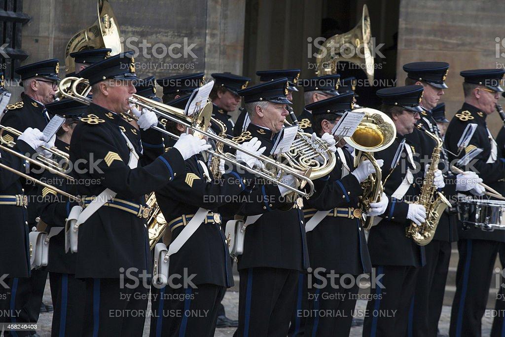 We playing music royalty-free stock photo
