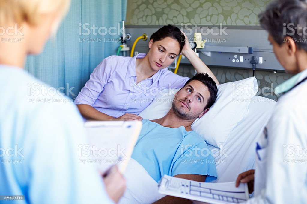 We still have a few more tests to run... stock photo