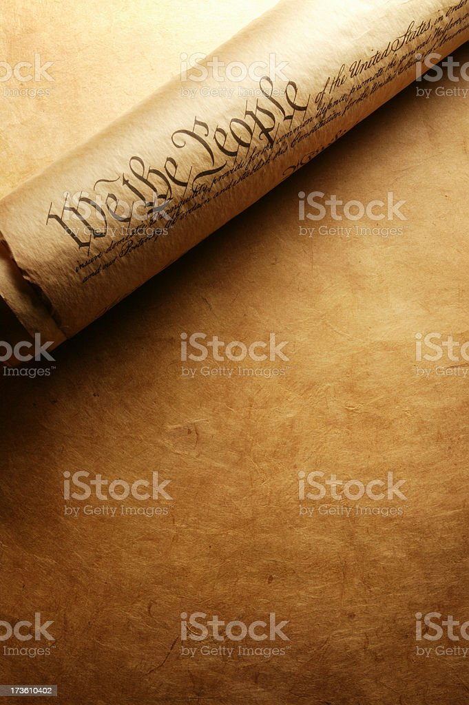 We the People 3 royalty-free stock photo