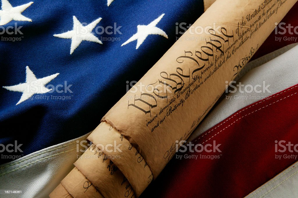 We the People 7 stock photo