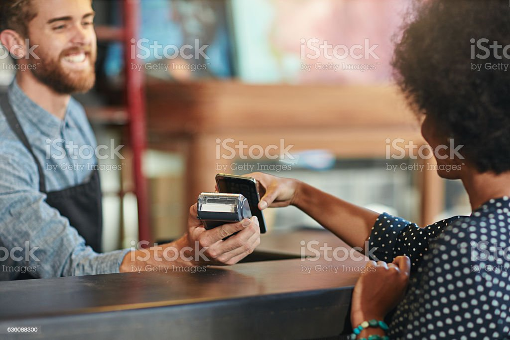 We try to make your experience as convenient as possible stock photo