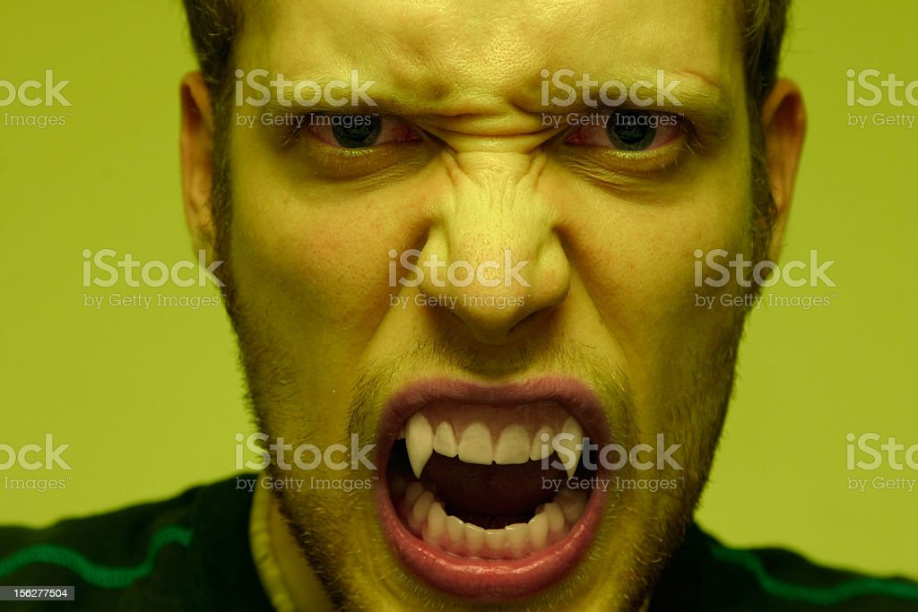 We want your soul. stock photo
