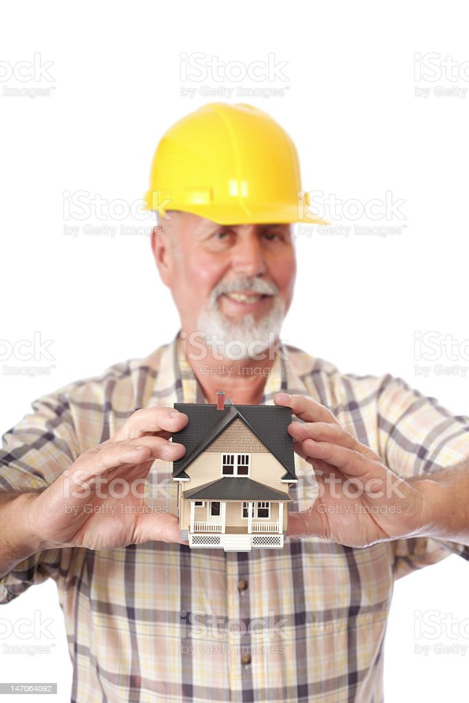 We will build it royalty-free stock photo