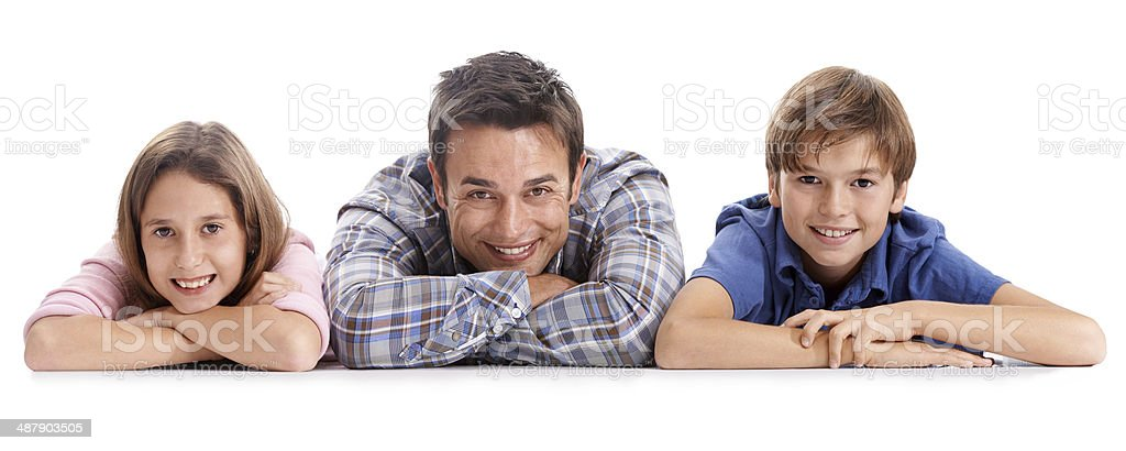 We wouldn't want to trade him in- he's cool! royalty-free stock photo