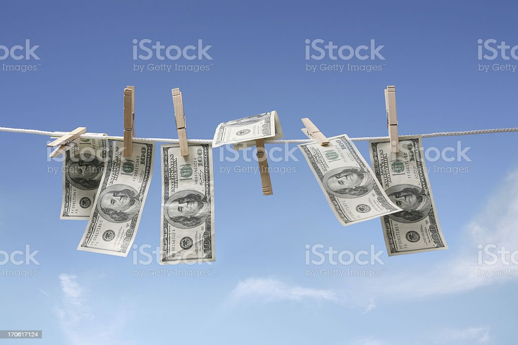 Wealth management stock photo