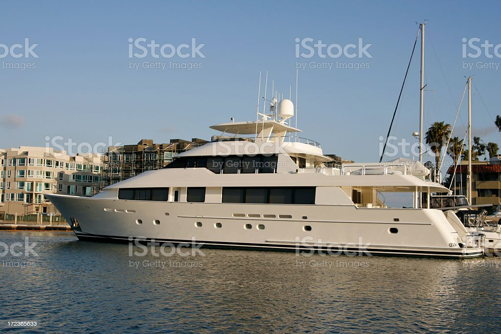 Wealth on Water royalty-free stock photo