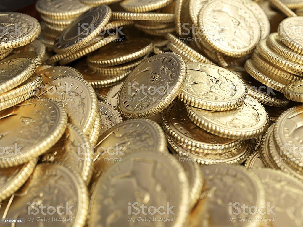 Wealth stock photo