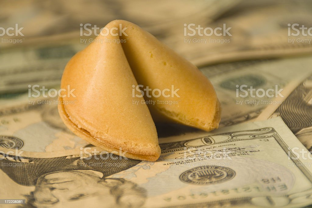 Fortune & Riches royalty-free stock photo