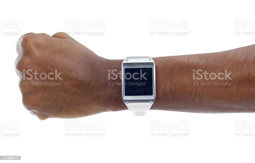 Wearable tech stock photo