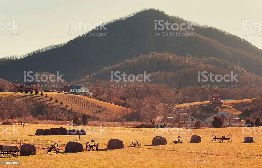 Wears valley Tennessee royalty-free stock photo