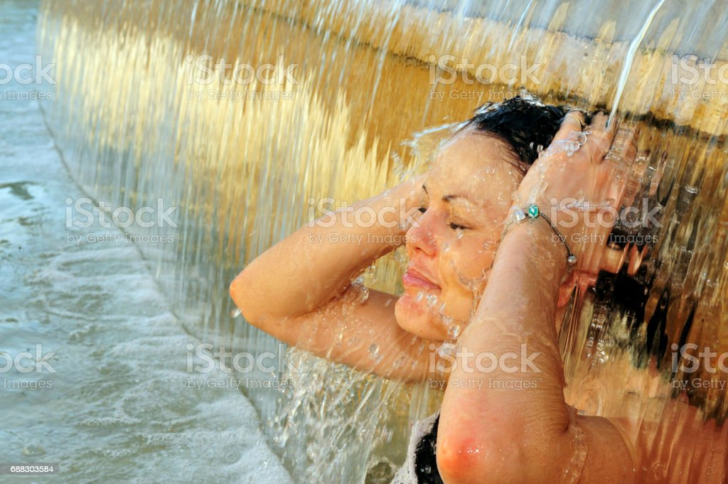 Weather photos - Heat wave stock photo