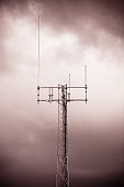 Weather Station and Storm