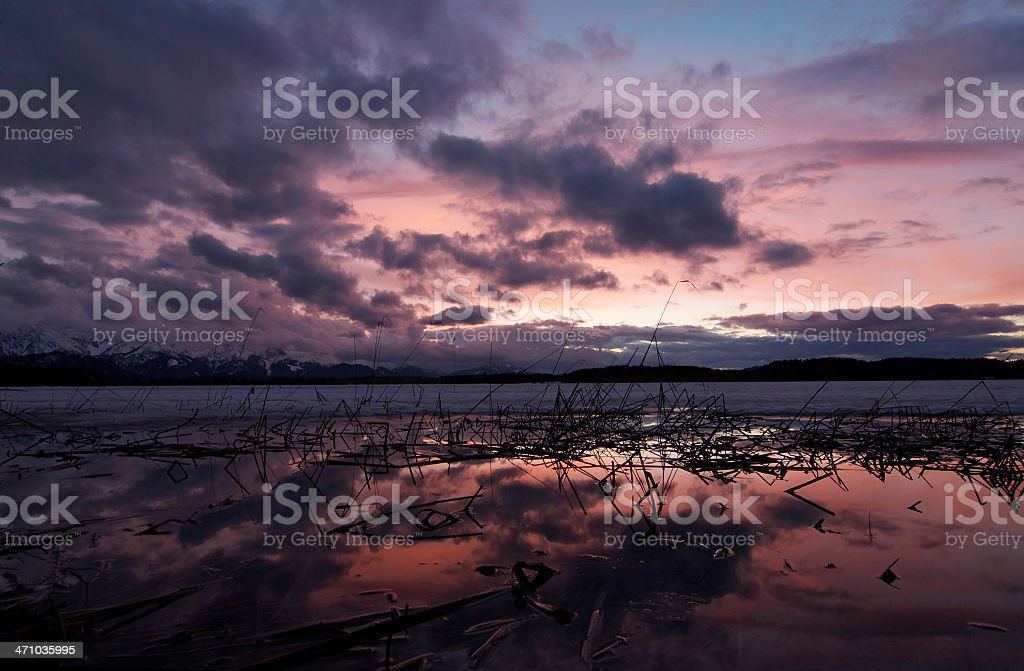 stromy weather royalty-free stock photo