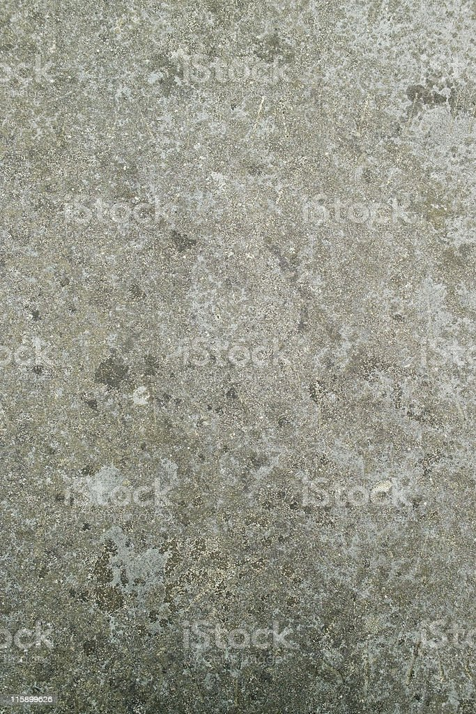 Weathered Aberdeen granite stone surface royalty-free stock photo