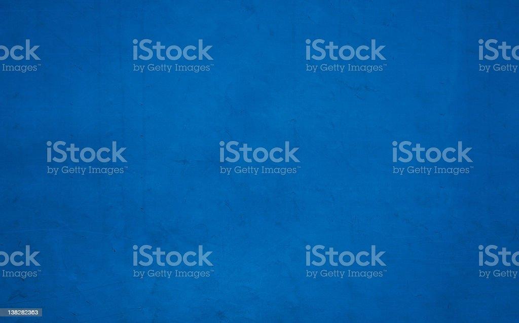 Weathered blue tarpaulin background texture stock photo
