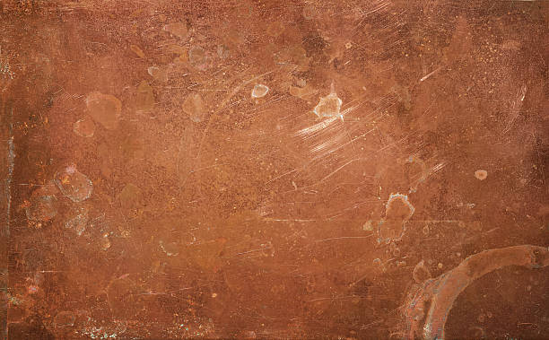 The gallery for --> Weathered Copper Sheet