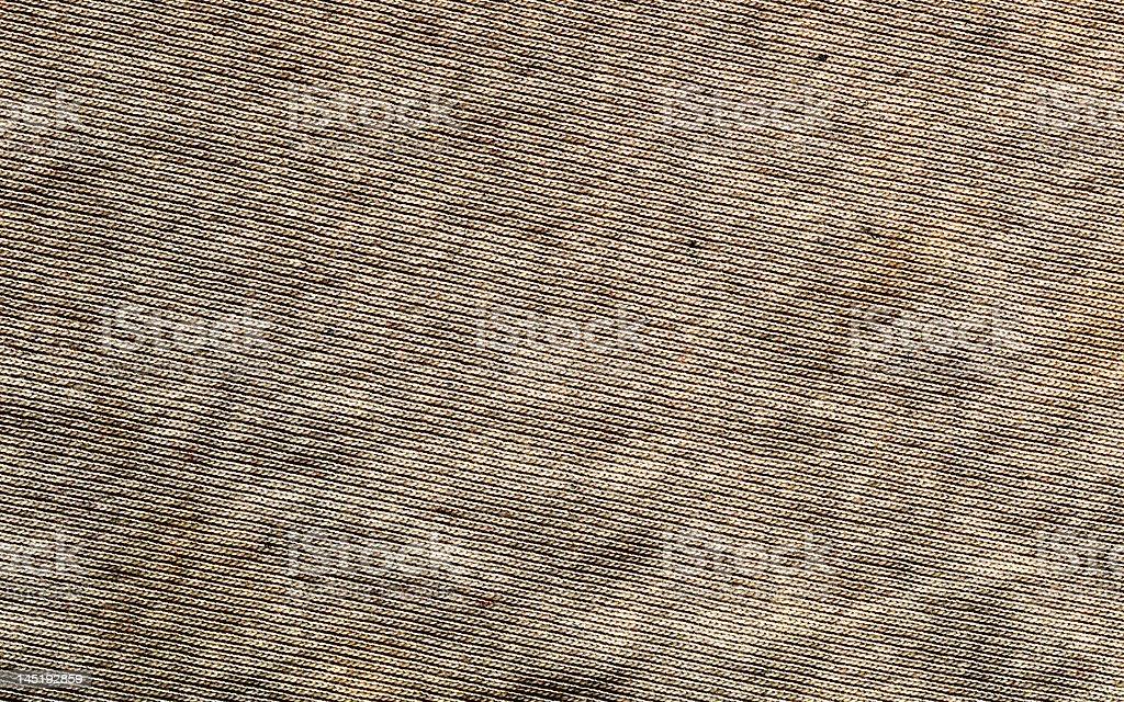 Weathered Cotton Texture XXL royalty-free stock photo