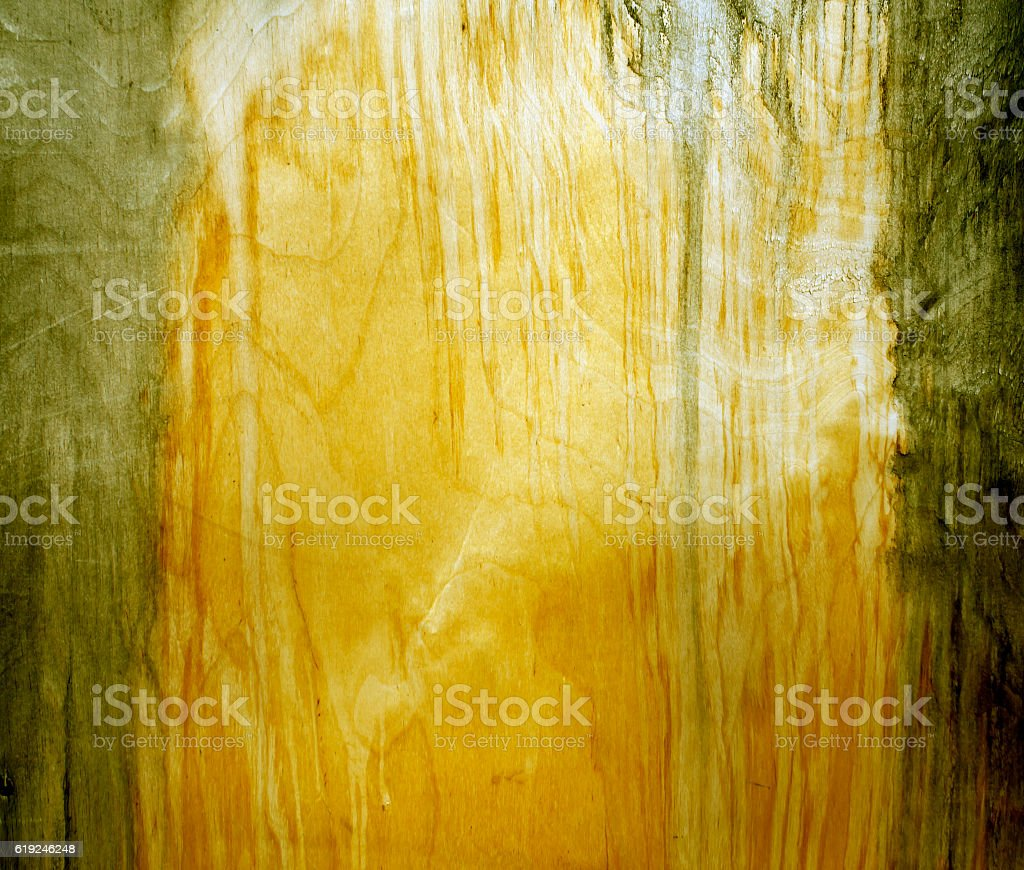 Weathered fiberboard texture. stock photo