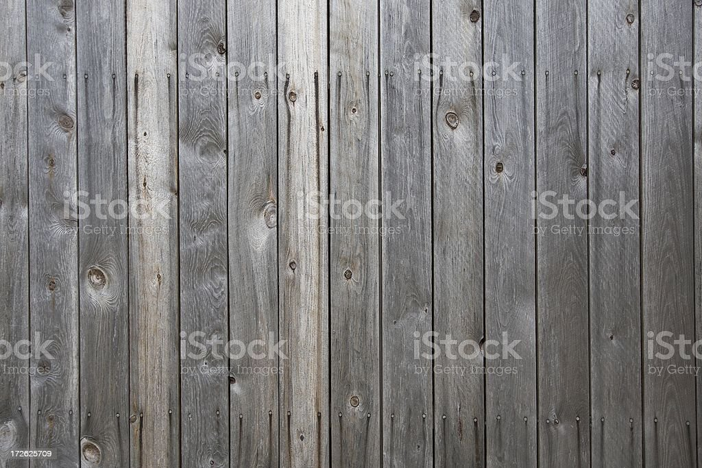 Weathered planks background stock photo