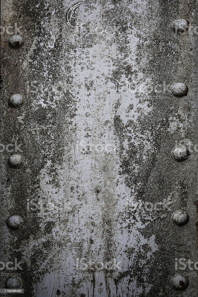 Weathered Steel Girder Grunge royalty-free stock photo