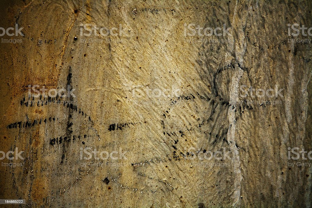 weathered texture royalty-free stock photo