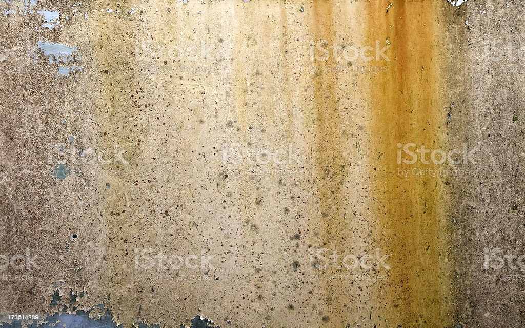 Weathered wall royalty-free stock photo
