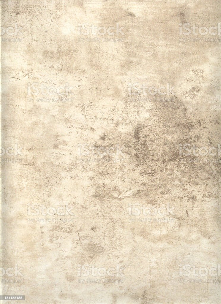 Weathered wallpaper royalty-free stock photo
