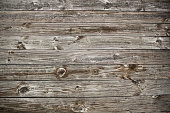 Weathered Wood Decking