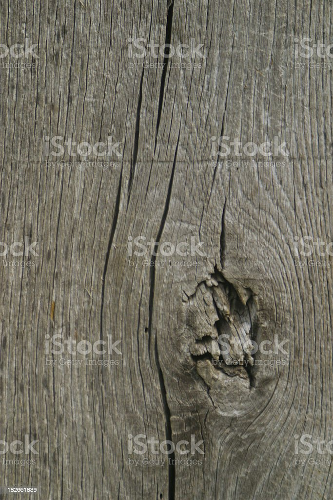 Weathered Wood Grain 2 royalty-free stock photo