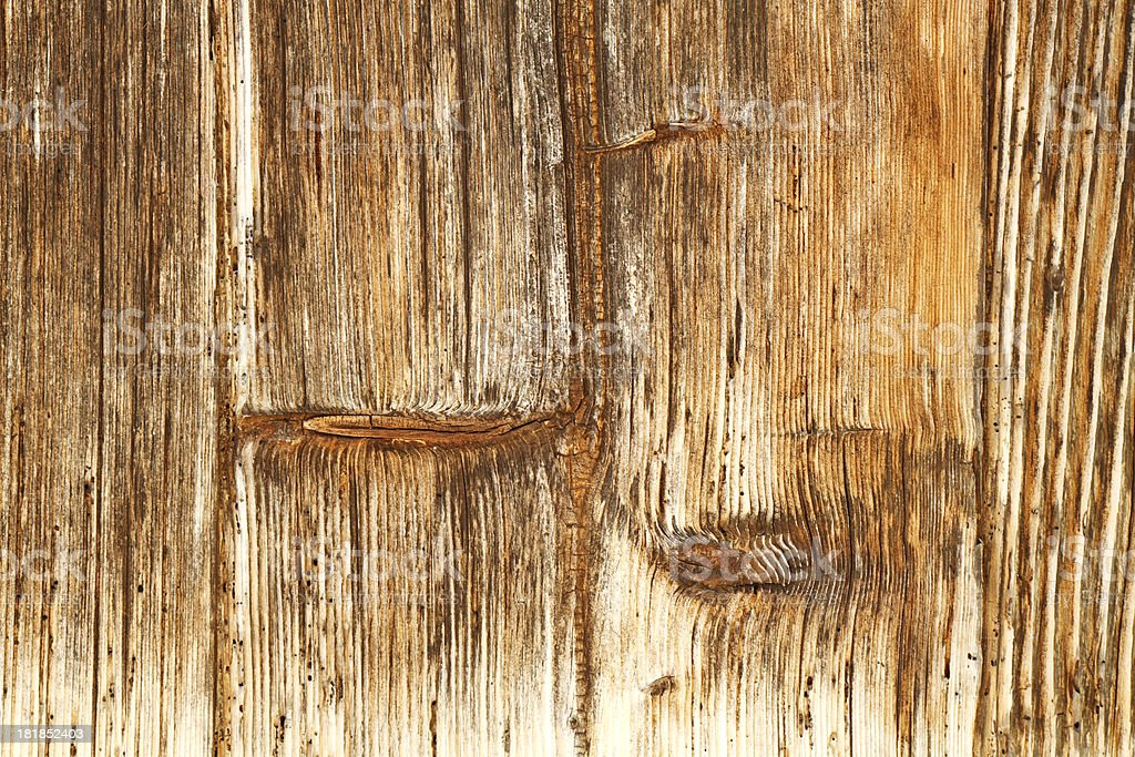 Weathered wooden background royalty-free stock photo