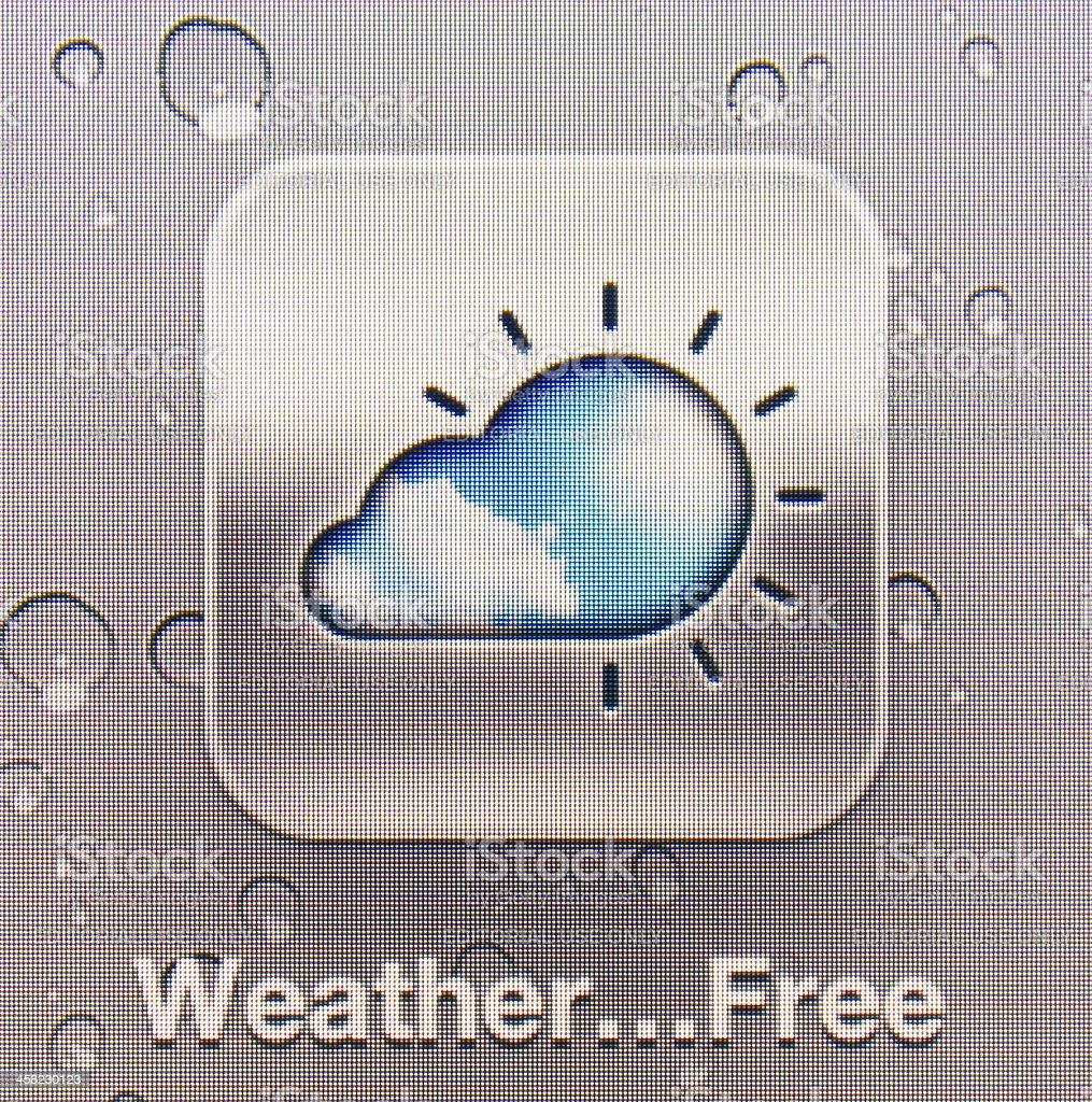 Weather...Free royalty-free stock photo