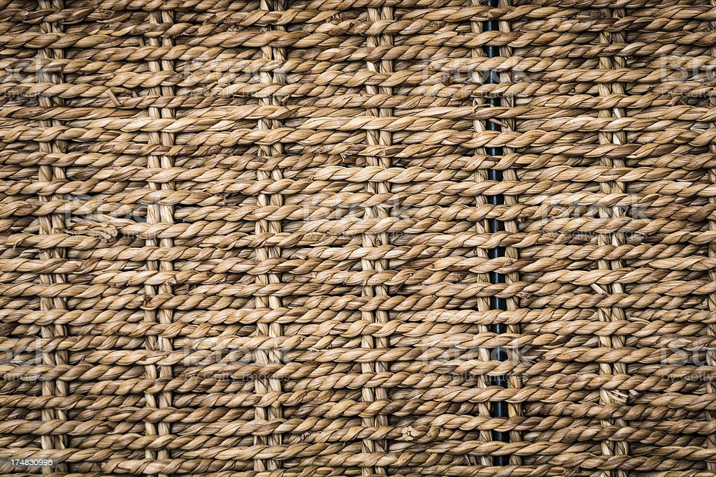 Weaved background royalty-free stock photo