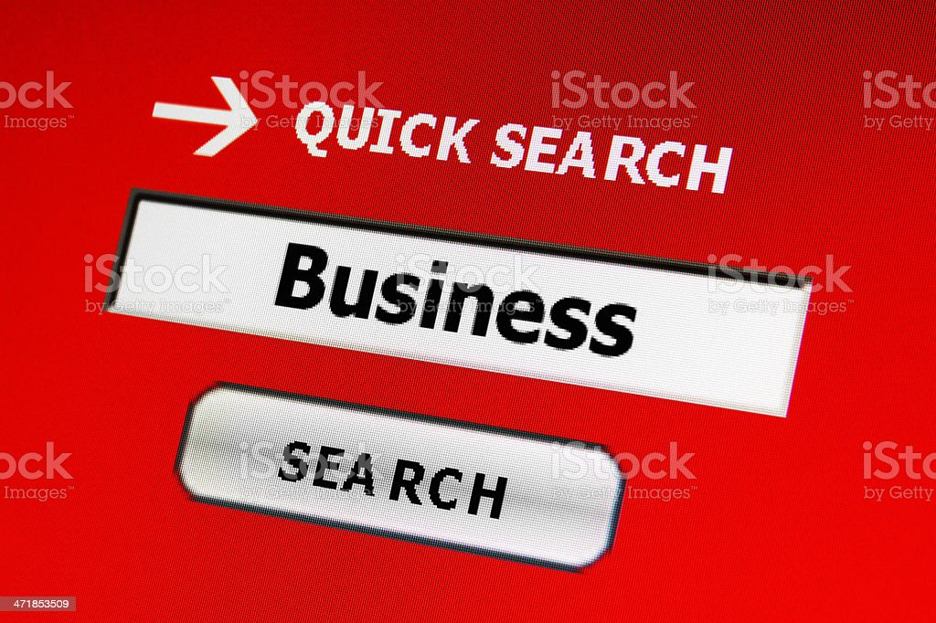 Web business royalty-free stock photo