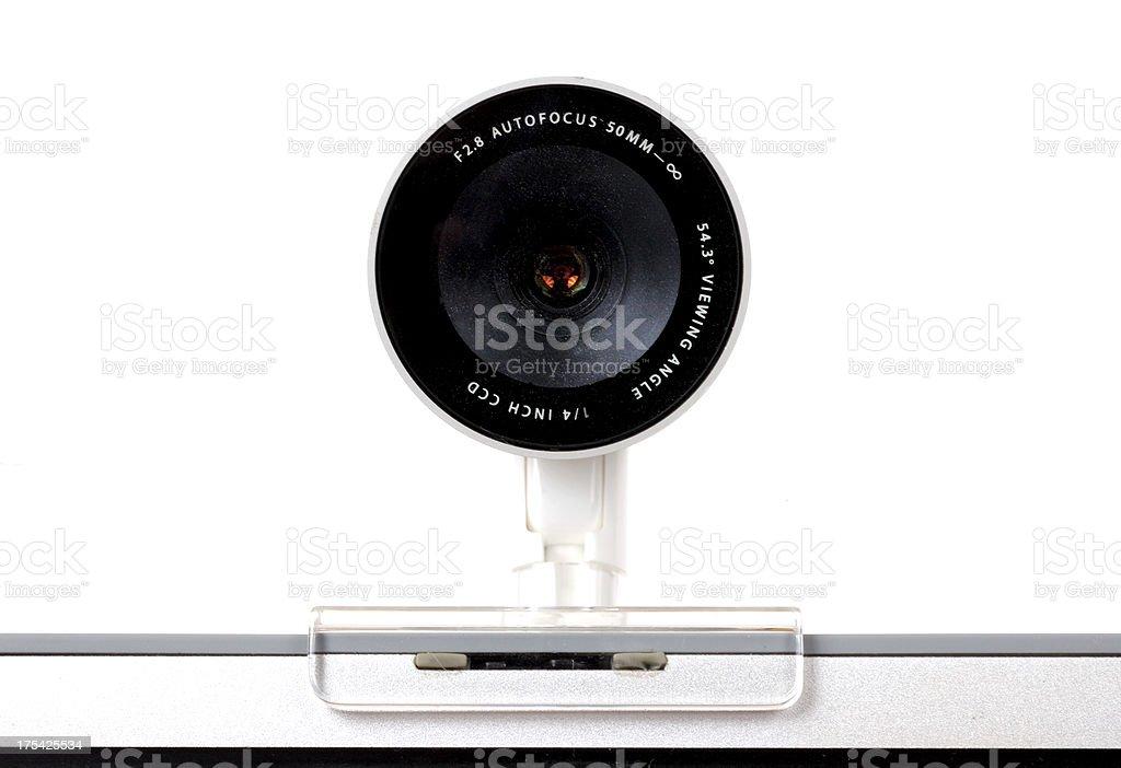 Web Cam stock photo