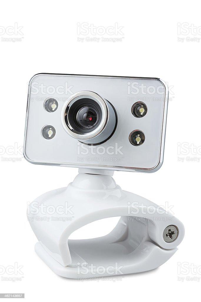 web camera stock photo