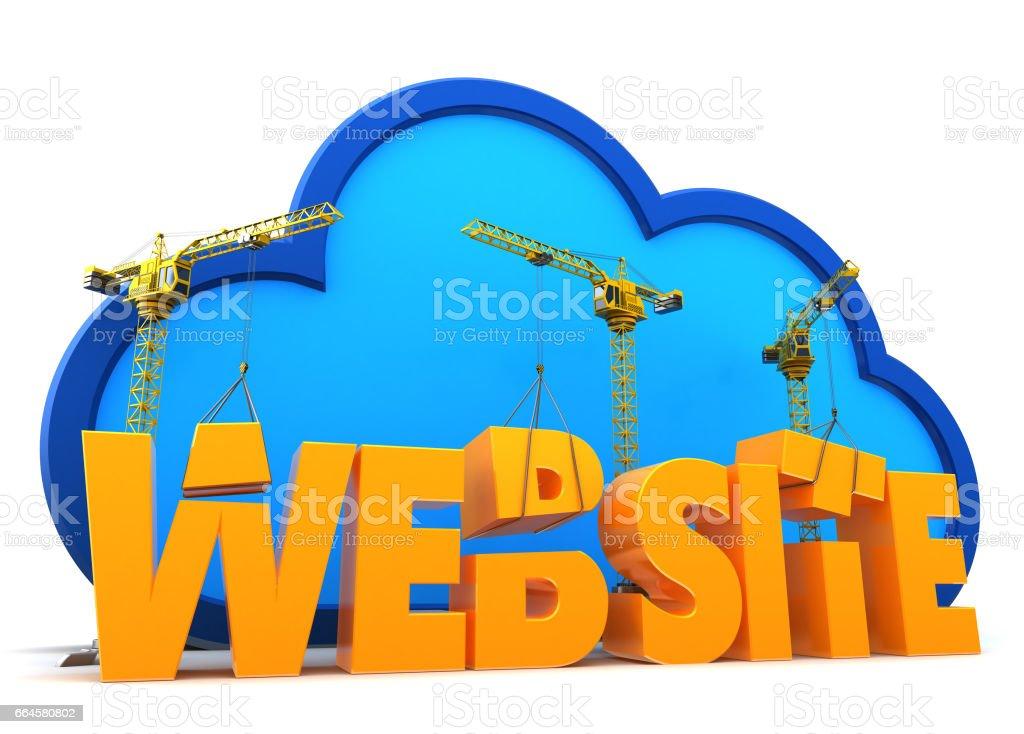 web development stock photo