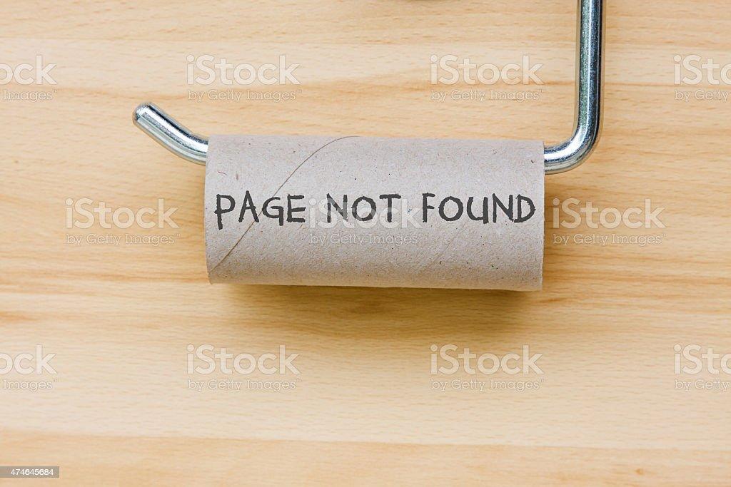Web message stock photo