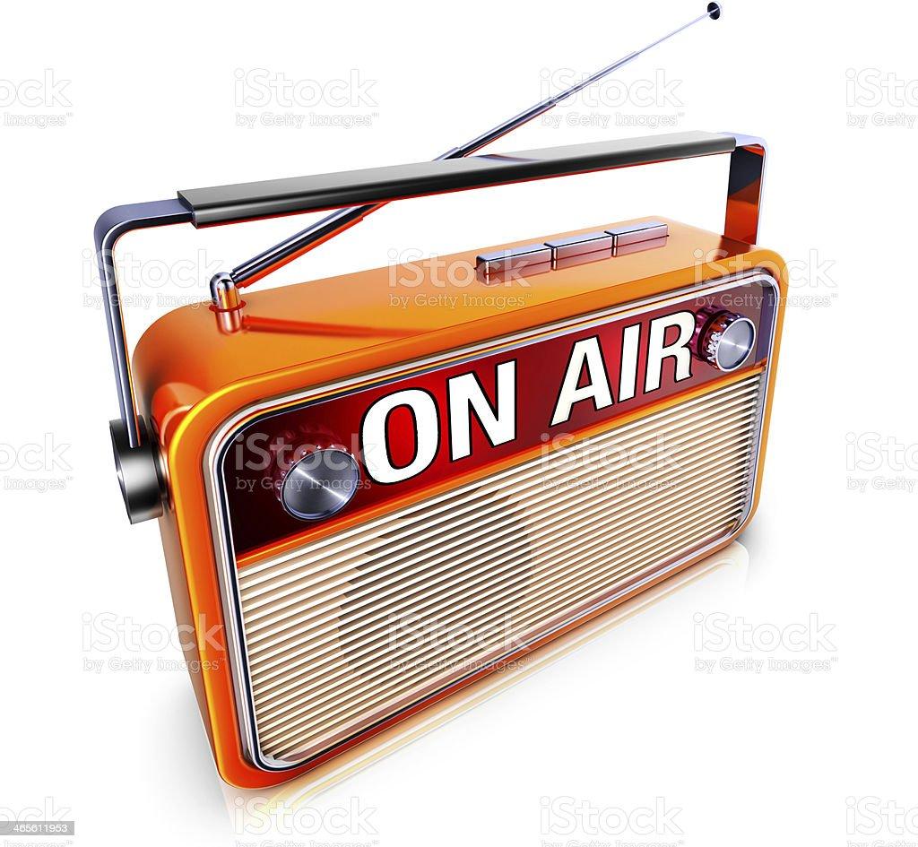 web radio royalty-free stock photo