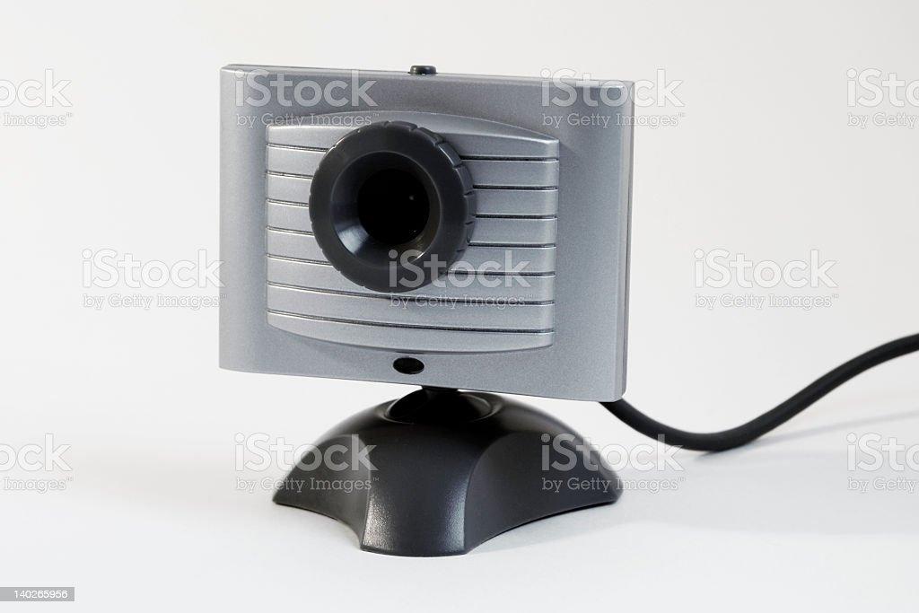 Webcam 1 stock photo