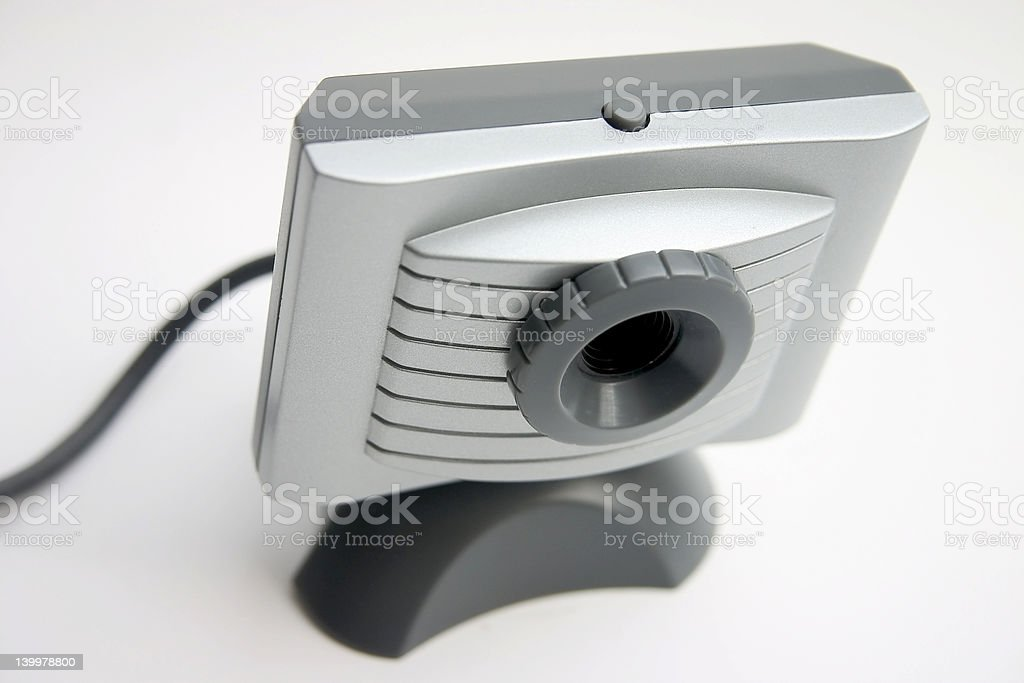 Webcam 2 stock photo