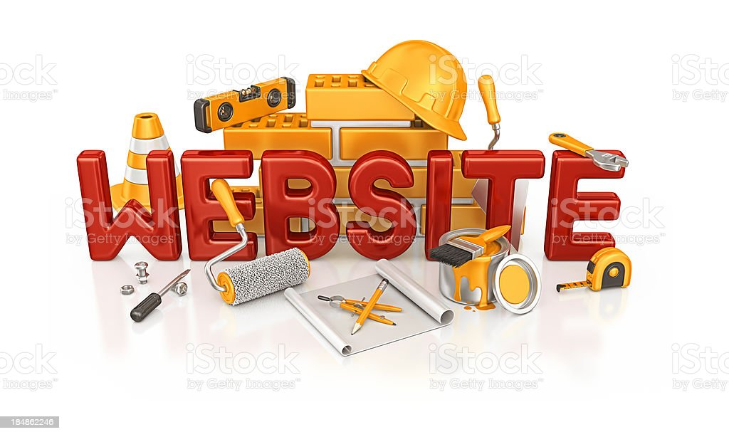 website royalty-free stock photo