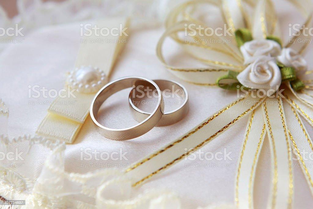 Wedding accessory royalty-free stock photo