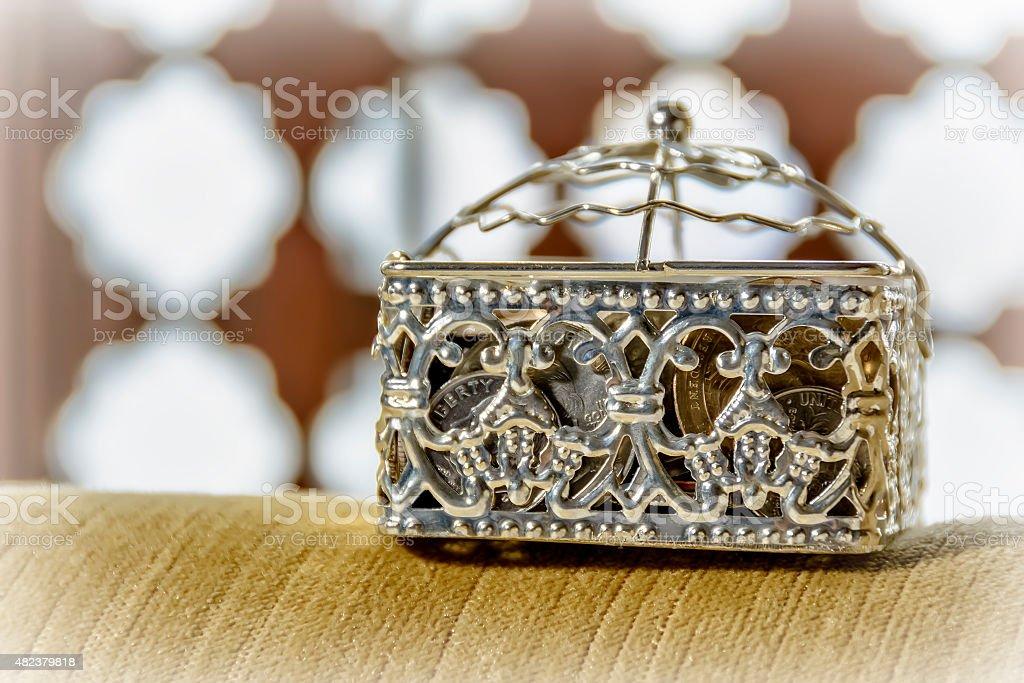 Wedding Arras stock photo